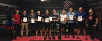 HKC Kettlebell Instructor Workshop